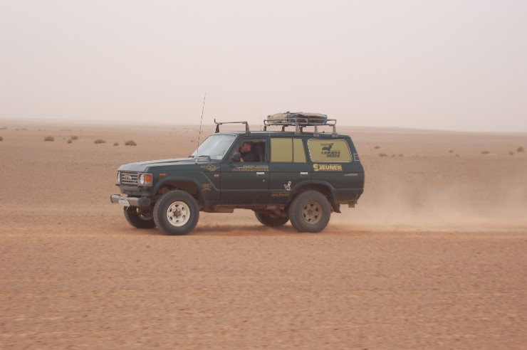 Der J6 ist das zu Recht das erste Fernreisemobil. Er bildete einen guten Kompromiss aus Robustheit, Geländegängigkeit, Platz und Komfort.