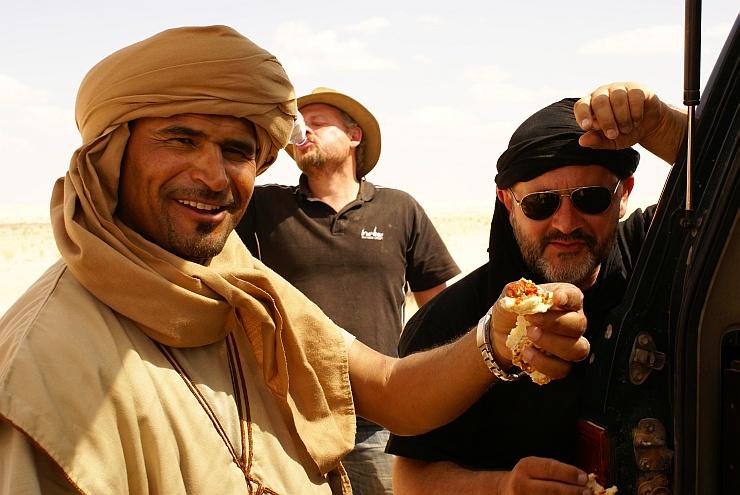 Tahar Smida - the best Saharaguide ever!